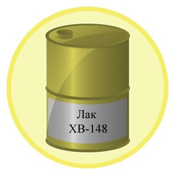 Лак ХВ-148