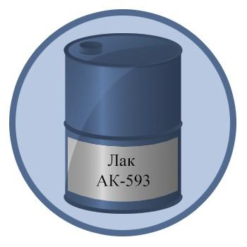 Лак АК-593