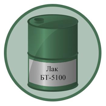 Лак БТ-5100