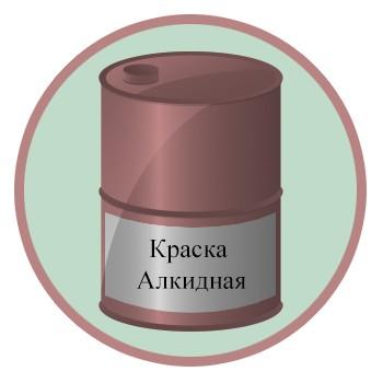 Краска Алкидная