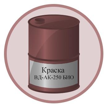 Краска ВД-АК-250 БИО